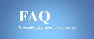 FAQ: frequently asked questions answered.